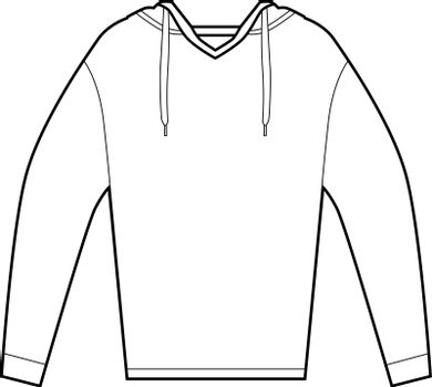 Hooded Pullover Shirt