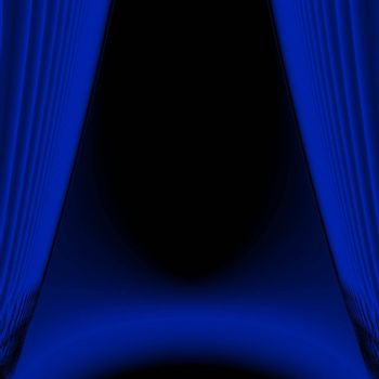 Fractal background, showing a structure like a window curtain at nighttime
