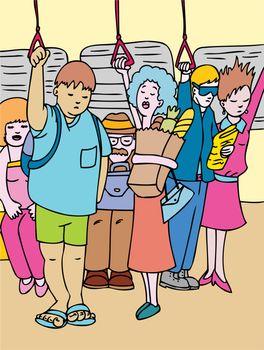 Public Transportation Riders