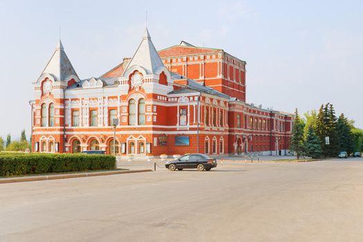 Municipal Theater of Drama in Samara, Russia