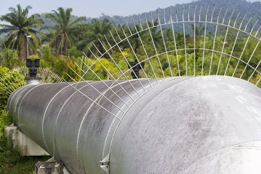 Public Water Supply Pipe