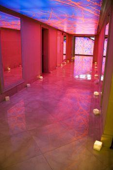 Psychedelic Walkway