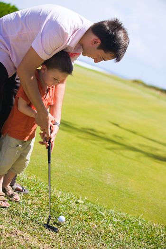 Teaching Golf