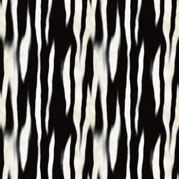 Zebra stripe pattern that tiles seamlessly as a pattern in any direction.