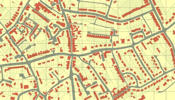 Suburb map
