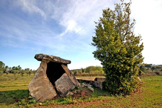 Portuguese Dolmen from the beginning of times
