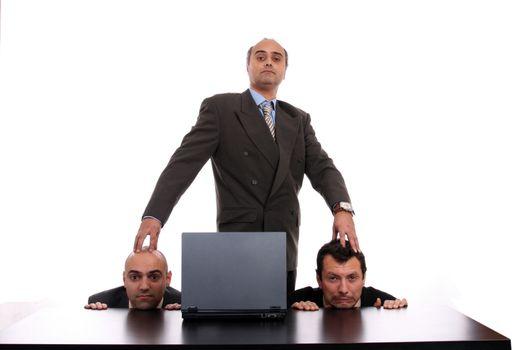 business man, boss, business photo