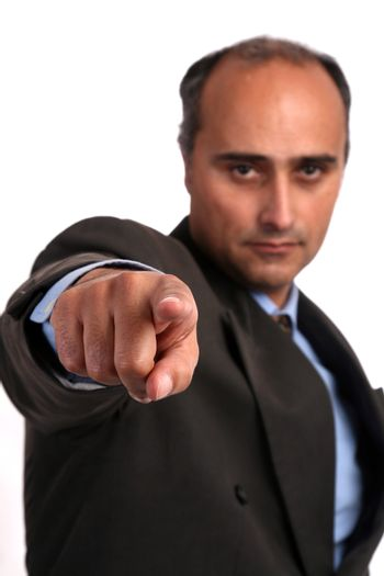 business man, boss, business photo, (focus on the hand)