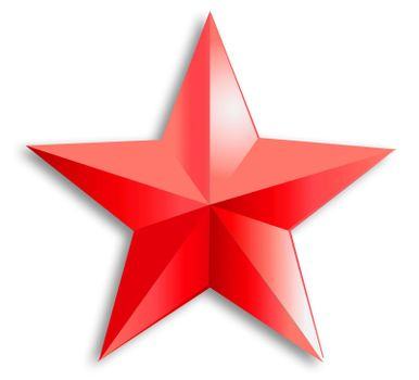 Five-pointed star