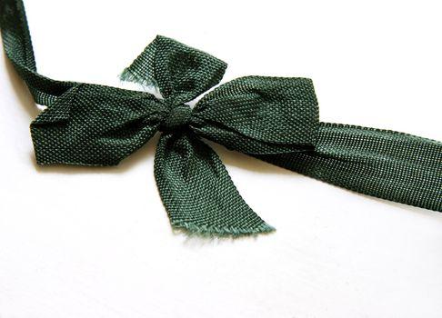 green old ribbon