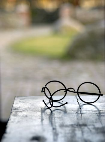abandoned spectacles