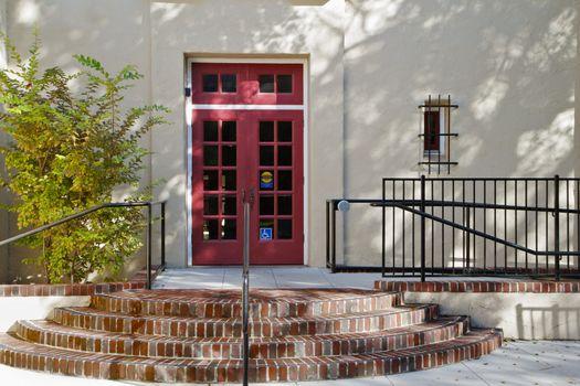 Spanish School door