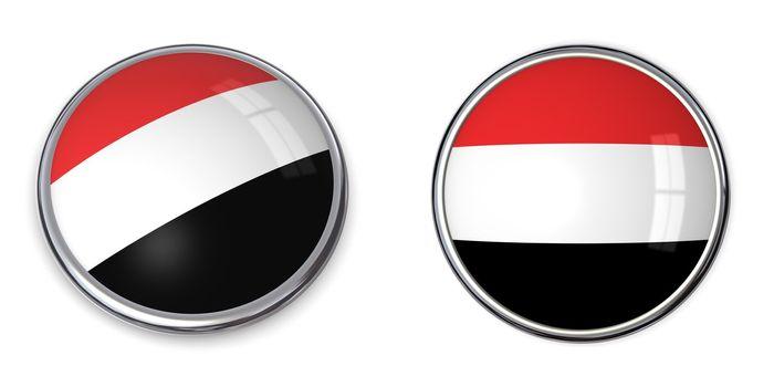 Banner Button Yemen