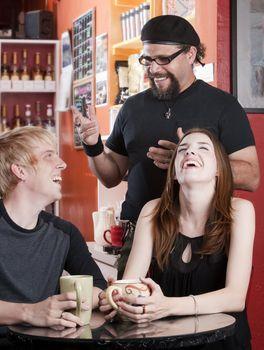 Coffee House Conversation