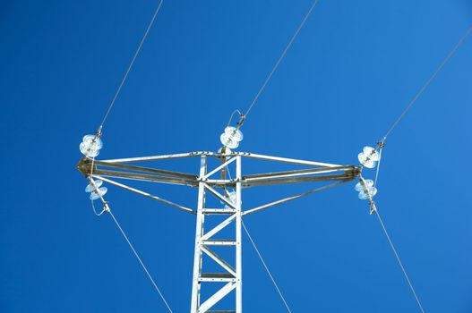 electricity top tower