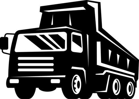 dumper dump truck lorry