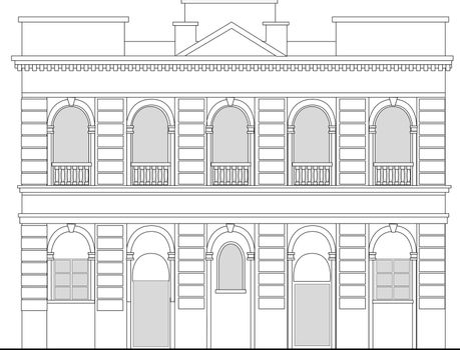 heritage mansion building