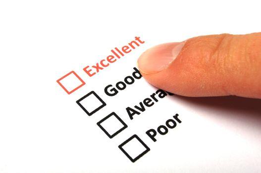 satisfaction survey