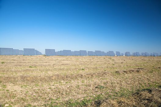 multiple solar panels