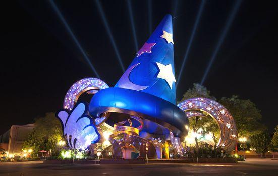 Disney's Hollywood Studios at Night