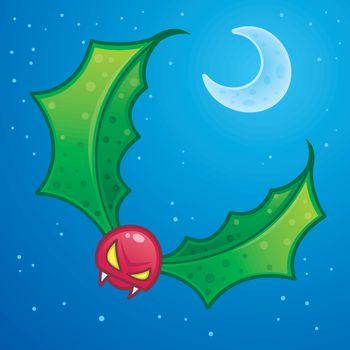Christmas Holly Goblin