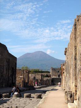 Pomepi- Vesuvio
