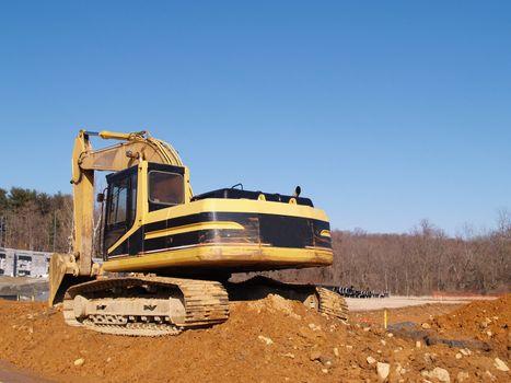 heavy duty construction equipment