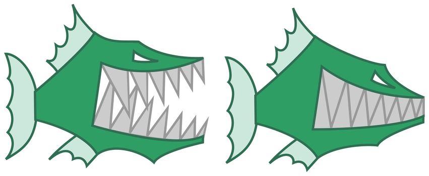 comic fish