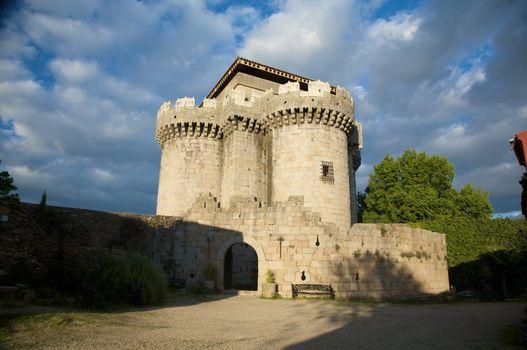 granadilla castle front