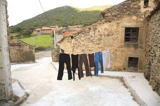 rural drying place