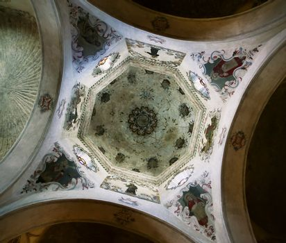 Ceiling in Hispanic Mission Church