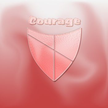 Shield of Courage