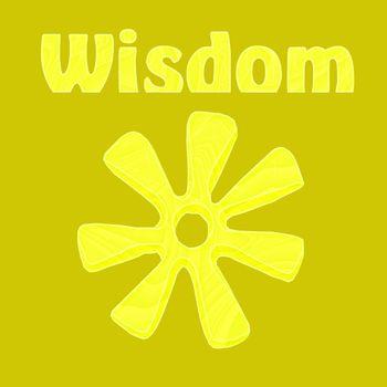African Wisdom Symbol