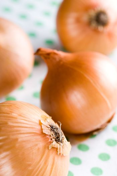 ripe onions