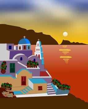 Grrek island