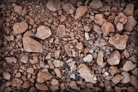 Clay - material of pottery production