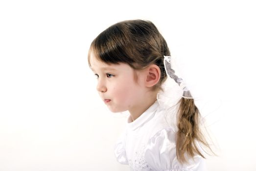 Photo of a little girl