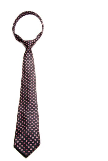 A fashionable mens dress necktie for any occasion.