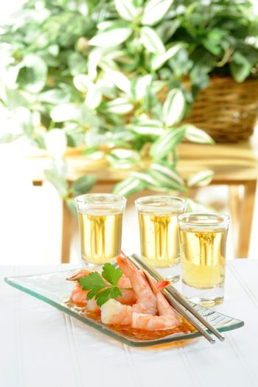 Oriental Shrimp Appetizer