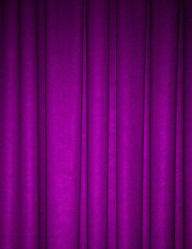 Light purple draped backdrop background