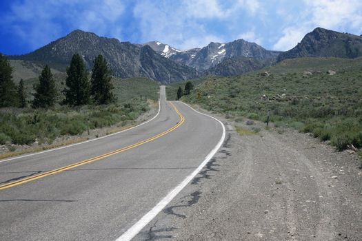 Mountain road 4