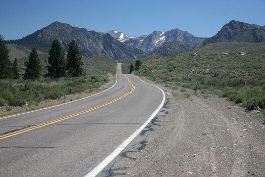 Mountain road 3