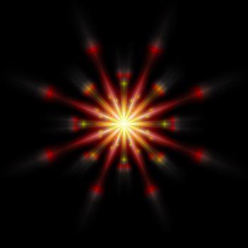 Sparkle Burst