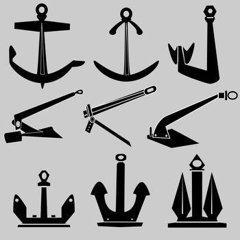 Maritime anchors