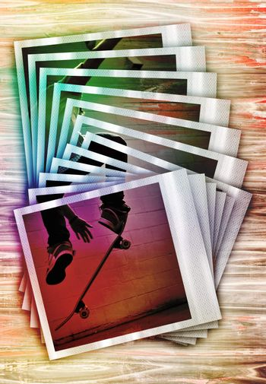 Skateboarding Photos Montage