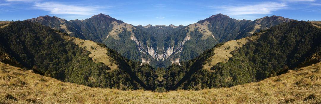 Asia High Mountain