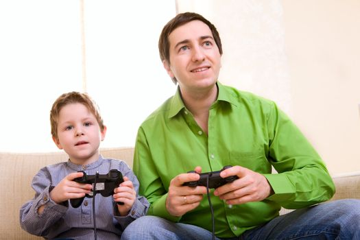 Video Games Playing