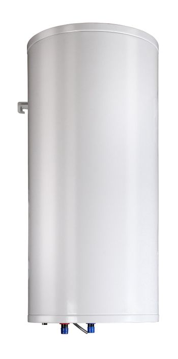 Gas boiler isolated on a white background. Including clipping pa