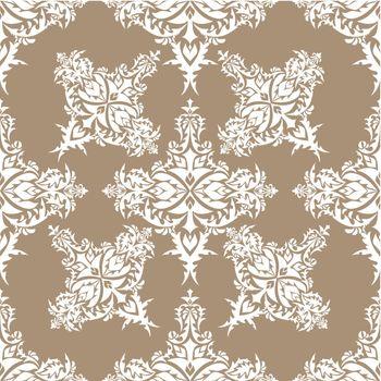nice damask wallpaper