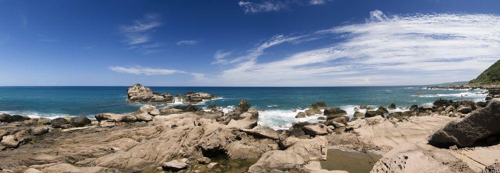 panorama erosion sandstone